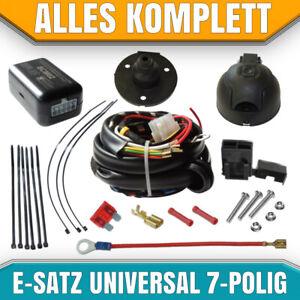 Universal-Elektrosatz-7-polig-mit-Blinkueberwachung-fuer-Anhaengerkupplung