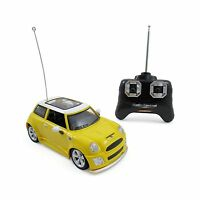 Mini Cooper Full Function R/c Radio Remote Control Car 1:24 Sca... Free Shipping