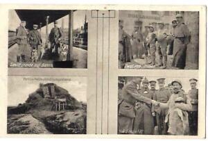 Feldpost-1-Weltkrieg-034-Great-War-034-vier-Szenen-aus-dem-Kriegsalltag-19-01-1916