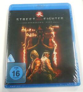 Street-Fighter-Assassin-039-s-Fist-Martial-Art-Gaming-Blu-Ray-2014-NEU