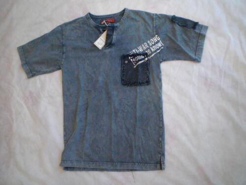 CAMISETA HOMBRE TALLA S NUEVA t-shirt shirt man confecciones caymaris REF. 1-11