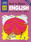 Back to Basics: Bk.1.: English for 9-10 Year Olds by Sheila Lane, Marion Kemp (Paperback, 1996)