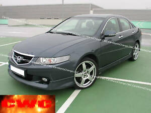 Image Is Loading HONDA ACCORD MK VII TYPE S BODY KIT