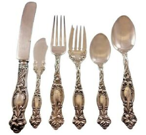 Frontenac-by-International-Sterling-Silver-Flatware-Set-for-12-Service-75-Pieces