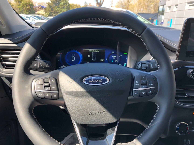 Ford Kuga 2,5 PHEV Vignale CVT - billede 7