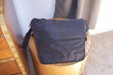 Baby Emfamil Black Diaper Bag with Diapers and Pull Ups