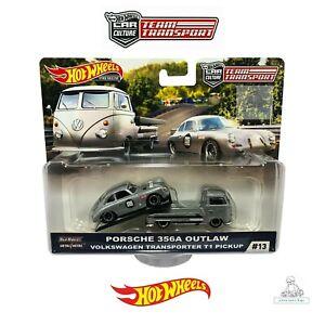 Hot-Wheels-Car-Culture-Team-Transport-Porsche-Outlaw-356A-Volkswagen-T1-Pickup