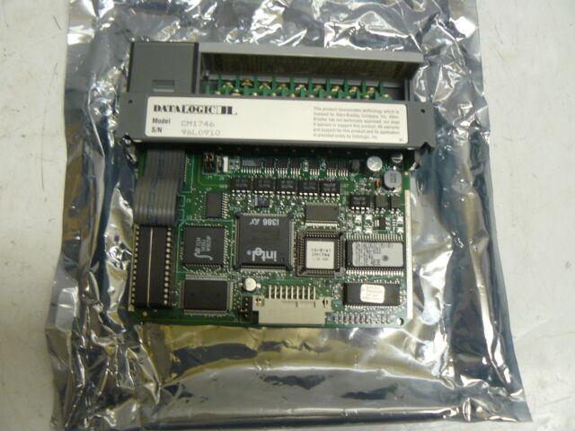 DATALOGIC ESCORT MEMORY SYSTEMS CM1746