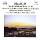 Brahms: Four Hand Piano Music, Vol. 16 (2006)