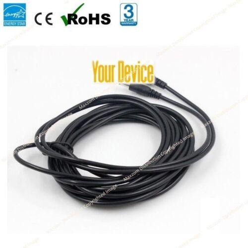 5M Long DC Power Extension for BOSE Companion 2 v3 PC Multimedia Speaker