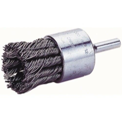 "3//4/"" Wire End Brush Firepower 1423-2105 Knotted 7//8/"""