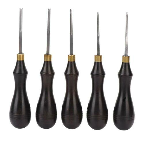 Leather Edge Beveller Leather Skiver Leather Craft Edge Trimming Tools NEW