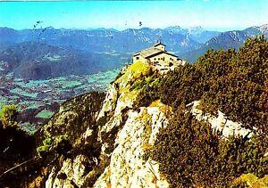 Berchtesgadener-Land-Kehlsteinhaus-Ansichtskarte
