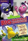 Backyardigans Big Backyard Adventure 0097368936447 DVD Region 1