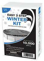Pool Winterizing Closing Kit 10,000 Gallon