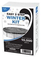 Pool Winterizing Closing Kit 10,000 Gallon