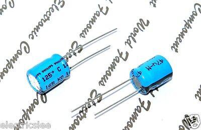 1pcs-Vishay PHILIPS 165 470uF 50V 125°C Radial Capacitor 222216551471 BC