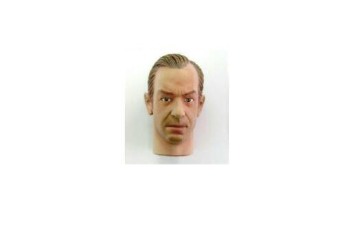 Kitbashing figures 1//6 Charector Head for Custom Agent Smith loose