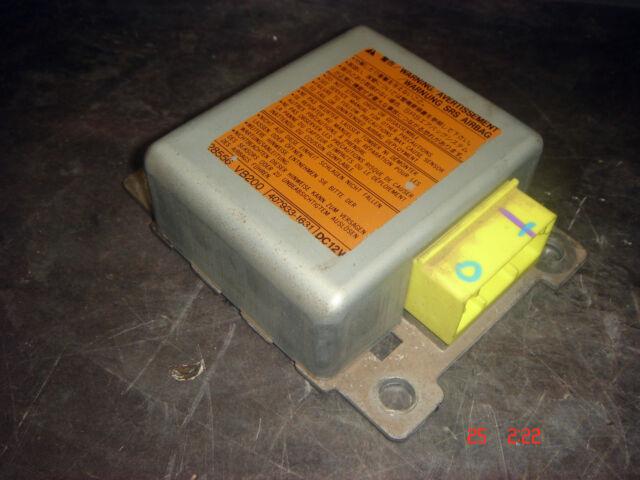 Air Bag Control Sensor Module ECU 28556 VB200. 1998 Nissan Patrol 2.8 Y61