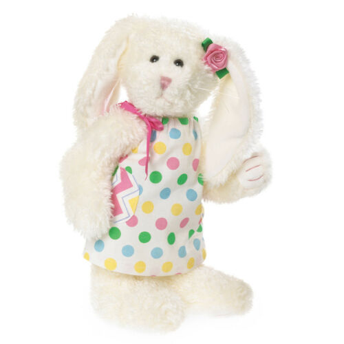 Boyds Bears 11 Flora Cottontail Easter Bunny Bear Plush ~ 4038186