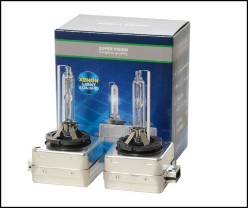 2x Xenon Lamps Burner D1S D2S D2R D3S D4S E-1 Halogen