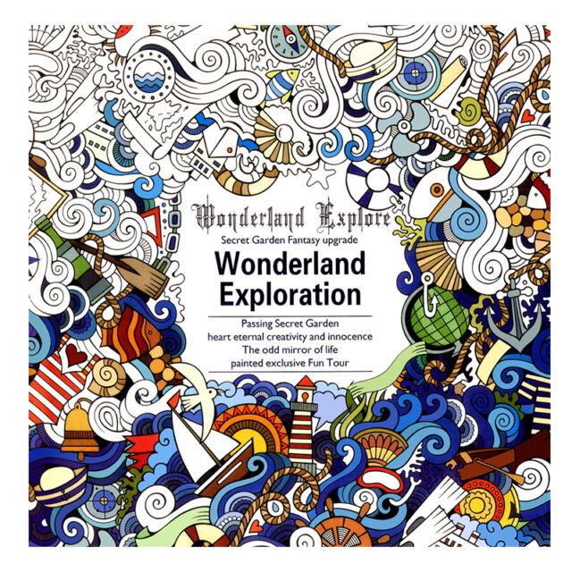 Graffiti Coloring Book Books Paperback Gifts English Wonderland ...