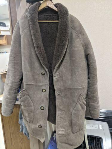 Men's Overland Sheepskin Jacket Size 48