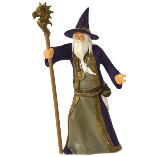 Papo Fantasy World Figurine Wizard 36021 NEUF