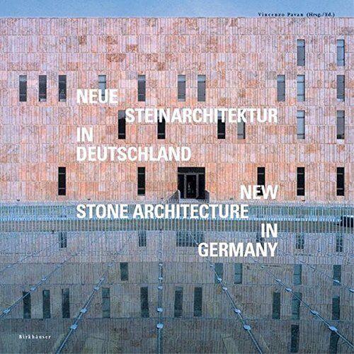 Neue Steinarchitektur in Deutschland New Stone Architecture in Germany VERY GOOD