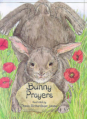 Bunny Prayers (Paws for Thought) by , Acceptable Used Book (Board book) FREE & F