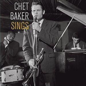 Chet-Baker-Sings-New-Vinyl-Gatefold-LP-Jacket-180-Gram-Spain-Import
