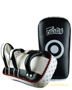 Fairtex Muay Thai Kick Pad - Curved Shape KPLC3 Fatboy