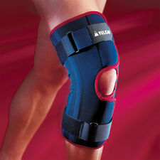 Vulkan 3043 Knee STABILIZER With STAYS Wrap Support Patella Injury Pain - L/XL