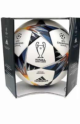 Indiferencia barrera subasta  Adidas UEFA Champions League Finale Kyiv Official Match Ball Authentic With  Box   eBay