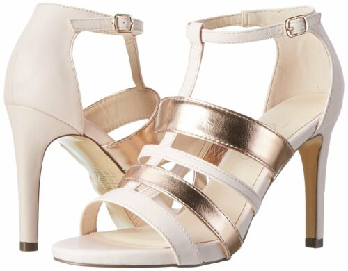 Sandals Strappy Rose Another 9 8 scarpe Size High Of 6 Pair Heel Gold Nude FFqCOxH