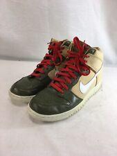 low priced 69b27 fbdaf item 3 Nike Dunk Sneakers Shoes Mens 12 Green Beige High Top Basketball  317982-704 -Nike Dunk Sneakers Shoes Mens 12 Green Beige High Top  Basketball 317982- ...