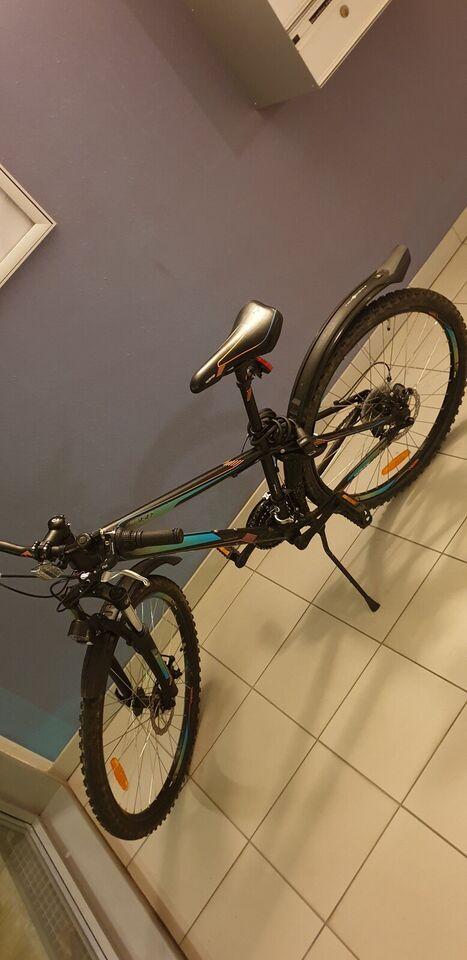 Drengecykel, mountainbike, Kildemoes