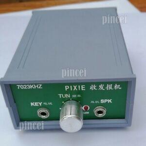 0-5W-PIXIE-Shortwave-CW-Transceiver-Kit-Unfinished-7023KHz-7026KHz-CW-SSB-Signal