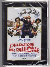 dvd L'ALLENATORE NEL PALLONE Lino BANFI
