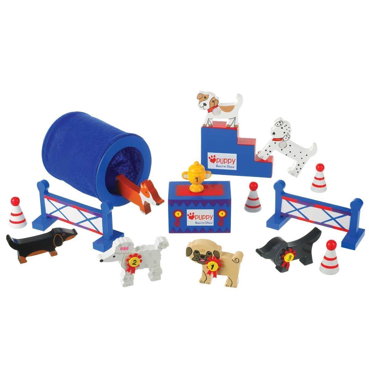 orange Tree Toys Best in Show Play Set
