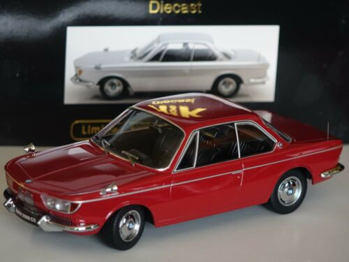 BMW 2000 CS Coupe 1965 rot 1:18 KK Scale 180122 neu /& OVP