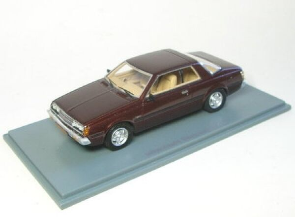 Mitsubsihi Sappgold Coupe (brown metallic) 1982
