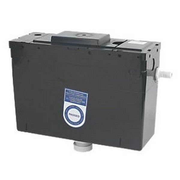 Fluidmaster cisterna empotrada con válvula neumático de doble al ras 6Ltr 6 litros