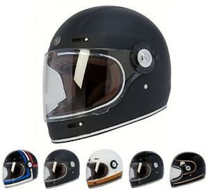 596d2d03 Image is loading TORC-T1-Retro-Full-Face-Motorcycle-Fiberglass-Vintage-