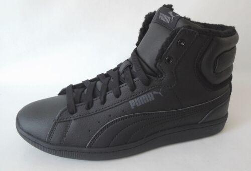 42 Winter Leder Sneaker Schuhe Boots 368424-01 NEU Puma Vikky Mid L Women Gr