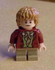 Lego Herr der Ringe - Bilbo Baggins (Hobbit Figur Beutlin Bagins) Neu