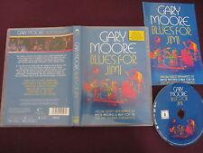 Gary Moore Blues for Jimi (Hendrix), DVD, Concert/Hard Rock