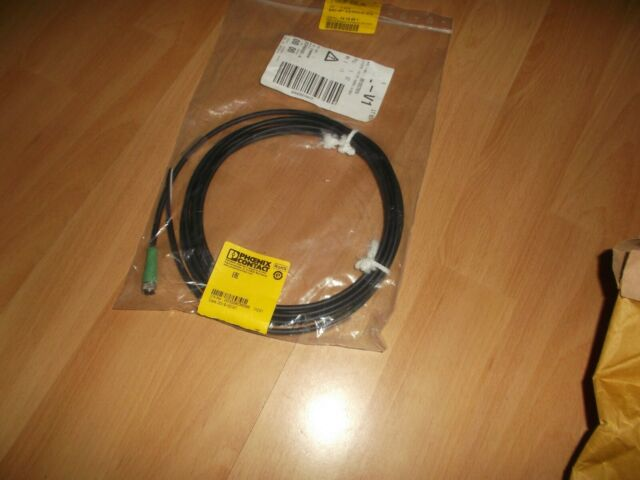 Sensor-/Aktor-Kabel - SAC-4P- 3,0-PUR/M 8FS SH 1415551