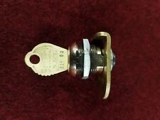 DUNCAN 60/76/90 PARKING METER  SERVICE LOCK ASSEMBLY WITH MATCHING BELL LOCK KEY