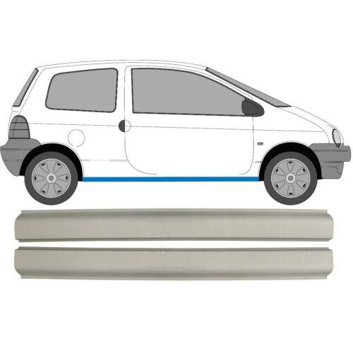 Paar Renault Twingo 1993-2007 2x Schweller Reparaturblech